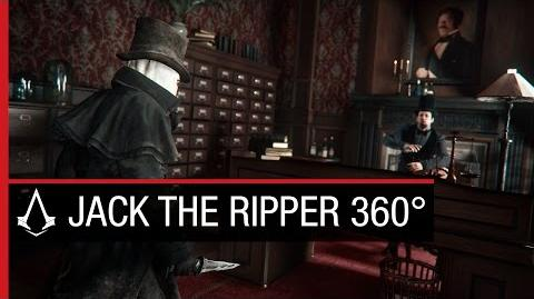 Assassin's Creed Syndicate - Jack the Ripper Interactive 360° Trailer US