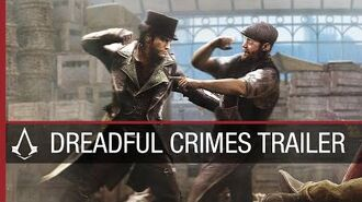 Assassin's Creed Syndicate Dreadful Crimes PS4 Exclusive Trailer Ubisoft NA