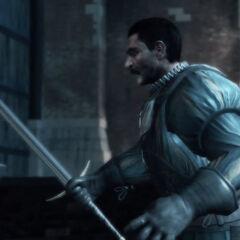 巴尔托洛梅奥准备与西尔维奥·巴尔巴里戈的手下战斗