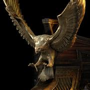 ACOD Eagle Figurehead