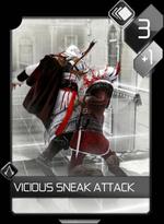 ACR Vicious Sneak Attack