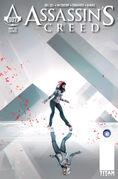 AC Titan Comics 7 Cover C