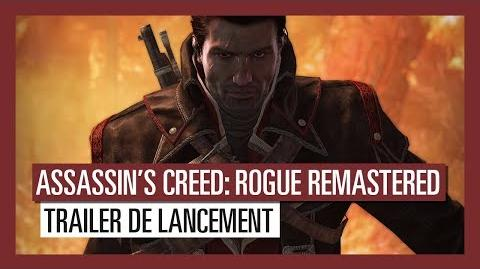 Assassin's Creed Rogue Remastered - Trailer de lancement