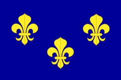 Bandera marynarki francuskiej 2