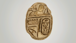 DTAE Scarab Inscription of Amenhotep II