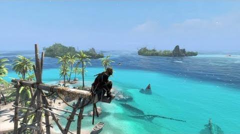 Orte und Aktivitäten - 10 Minuten Gameplay Assassin's Creed 4 Black Flag DE