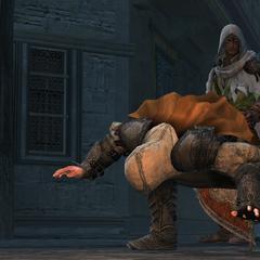 The failed attempt to kill Vali