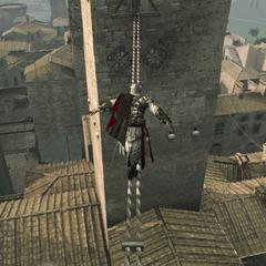 Ezio在塔间<a href=