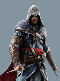 AC3 Ezio Auditore BDA