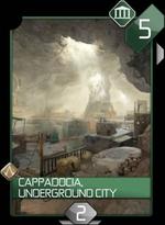ACR Cappadocia, Underground City