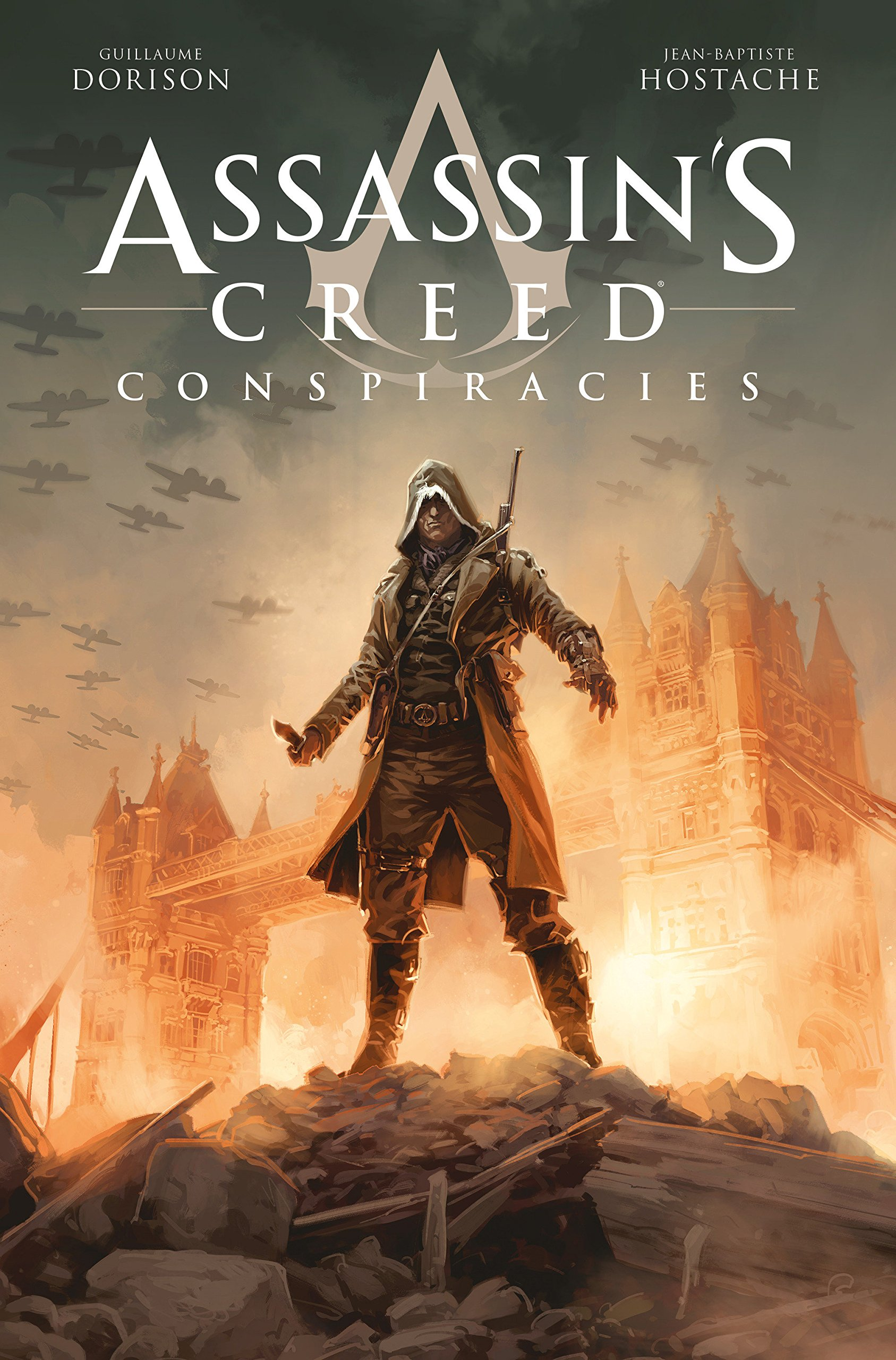 Assassin S Creed Conspiracies Assassin S Creed Wiki Fandom