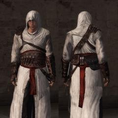 阿泰尔的长袍