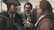 Haytham et Franklin