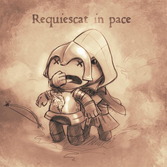 Requiescat In Pace