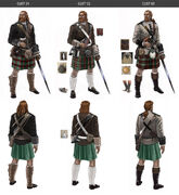 The Highlander - customs by Sifflet