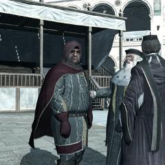 Carlo et les autres Templiers