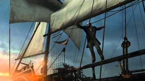Assassin's Creed 3 - Official GamesCom 2012 Naval Warfare Walkthrough UK