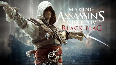 Assassin's Creed 4 Making of Black Flag - Exclusive Gameplay & Concept Art (Part 1)