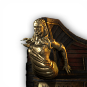 ACOD Medusa Figurehead