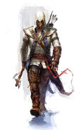 Connor kenway concept 120913