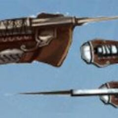 走私者的反向袖剑