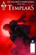 Templars Cover C Dennis Calero
