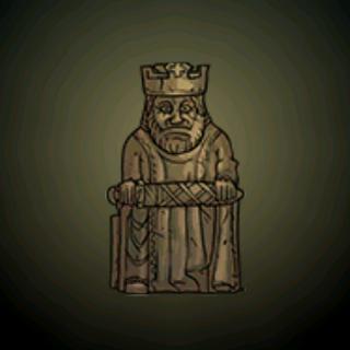 王 - 生活比西洋棋丰富得很。就算国王死了,生活还是要继续...