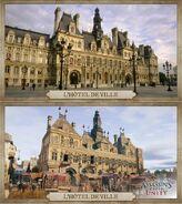 ACU L Hôtel de Ville concept