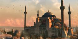 Hagia Sophia Database