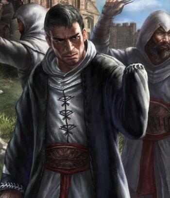 "Malik w <a href=""/wiki/Assassin%27s_Creed:_Memories"" title=""Assassin's Creed: Memories"">Assassin's Creed: Memories</a>"