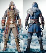 ACU Legendary Brigand Outfit