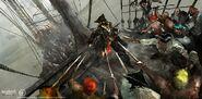 ACIV Pirates Mutinerie concept