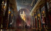 ACO Temple of Mars Concept Art