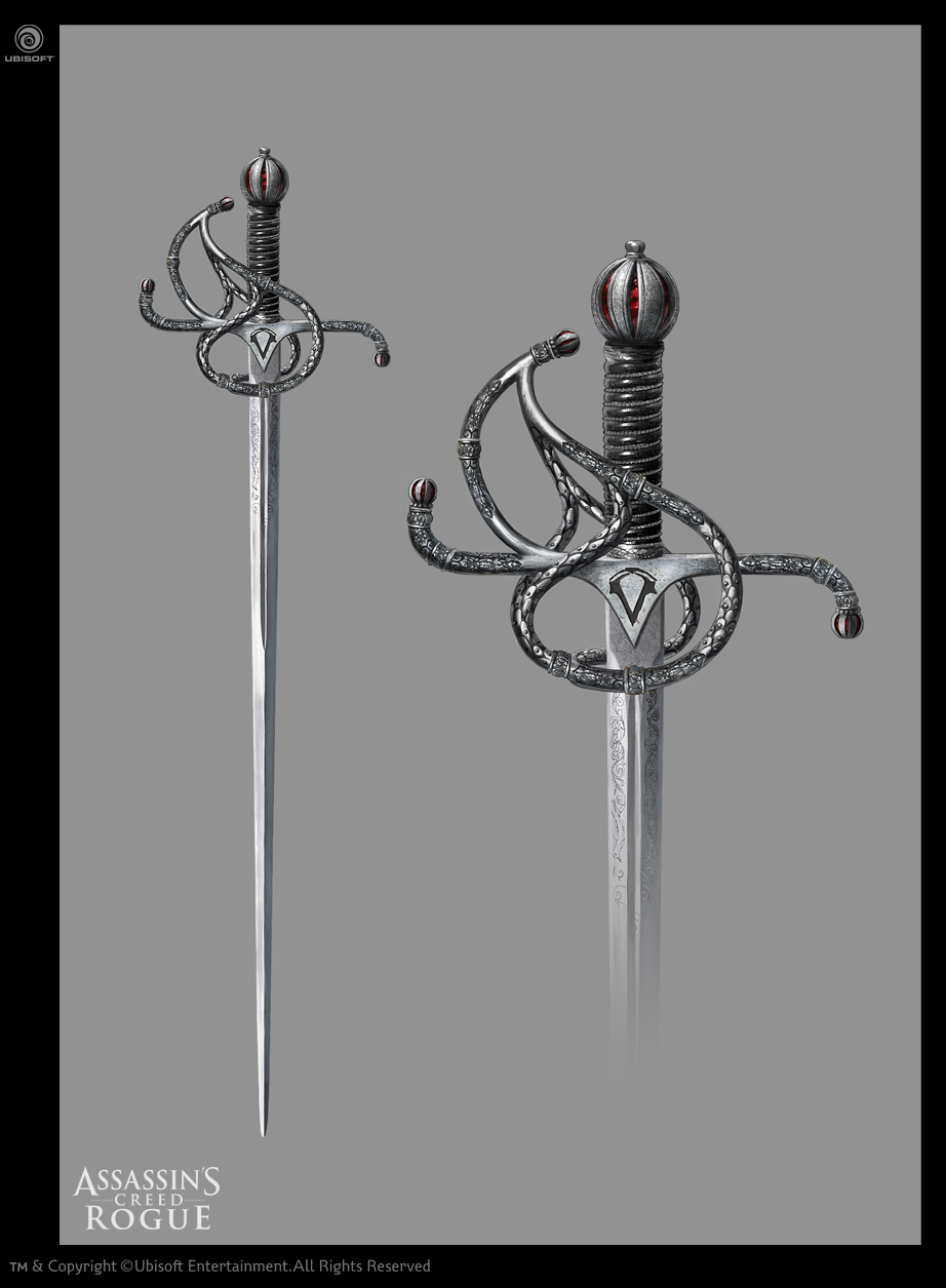 Spanish Sword Assassin S Creed Wiki Fandom