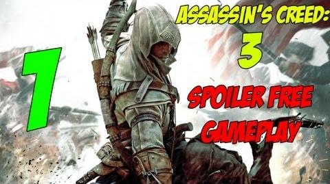 Assassin's Creed 3 Gameplay 1