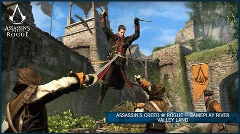 Assassin's Creed ® Rogue - Gameplay River Valley Land IT