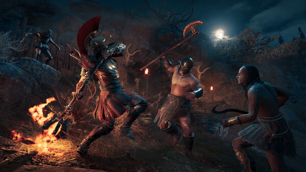 Followers of Ares - Assassin's Creed Odyssey