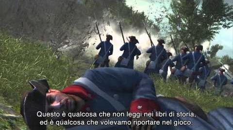 Inside Assassin's Creed III - Episodio 1 IT