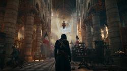 Notre-Dame w środku (ACU) (by Kubar906)