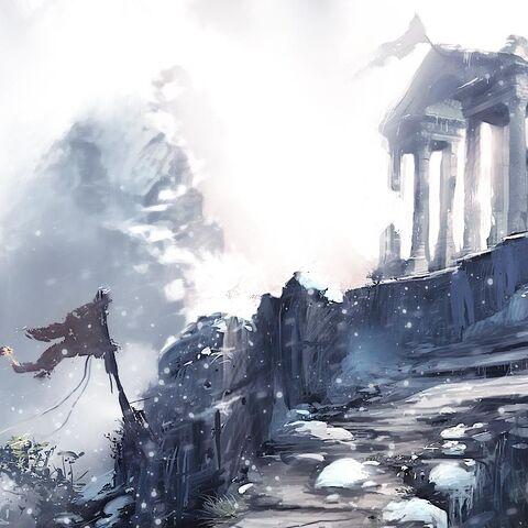 一座供奉阿佛洛狄忒的神庙