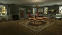 Posiadłość Davenporta - pokój na trofea (AC3) (by Kubar906)