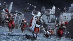 Richiamo di Ezio