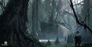 ACIV Jungle Navire concept 2