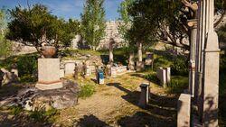 ACOD Diokles burial ceremony