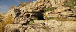 ACOD Harpagos Cave entrance