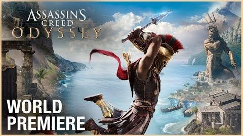 Assassin's Creed Odyssey E3 2018 Official World Premiere Trailer Ubisoft NA