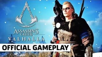 Assassin's Creed Valhalla - Official Gameplay Overview Trailer