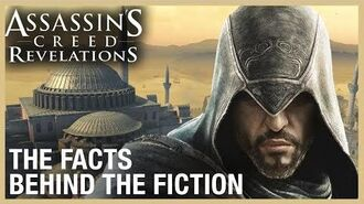 Assassin's Creed Revelations The Real History of Constantinople Ubisoft NA