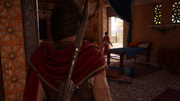ACOD A Mother's Prayers - Kassandra Following Myrrine Outside