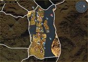 ACO Ineb-Hedjet Nome Map